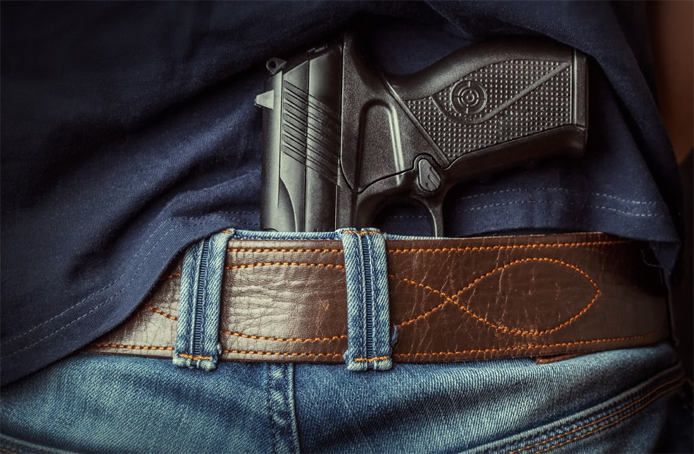 החזרת רישיון נשק בעקבות עתירה מנהלית