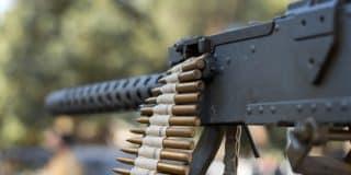 שחרור לקוח שנחשד בהחזקת נשק מסוג מקלע בקוטר 0.5 בדרום