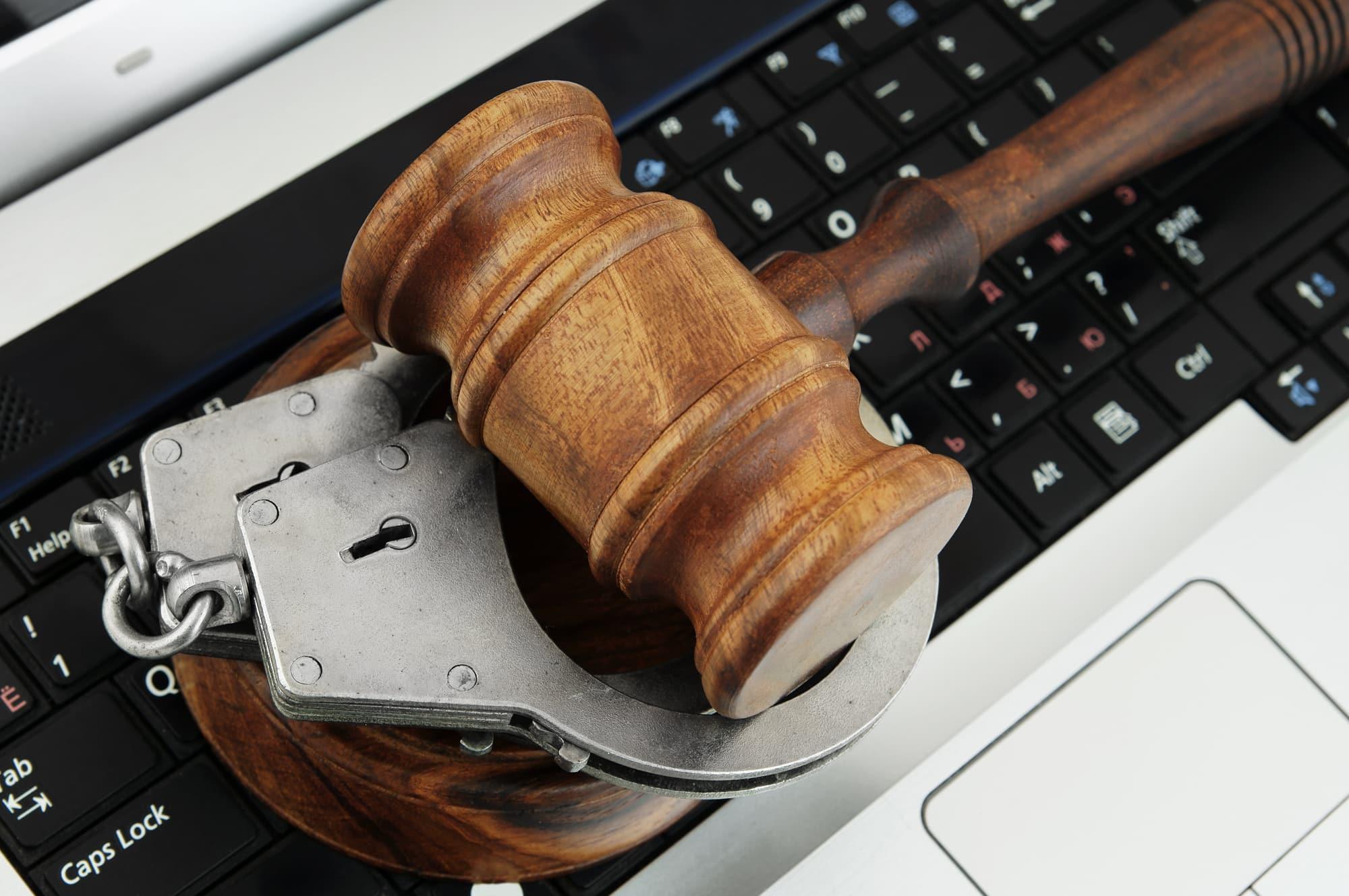 עבירות מין ברשת האינטרנט - סוגים ועונשים