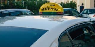בית המשפט בכפר סבא זיכה נהג מונית שהואשם שסגר את דלת תא המטען על ראשו של אדם